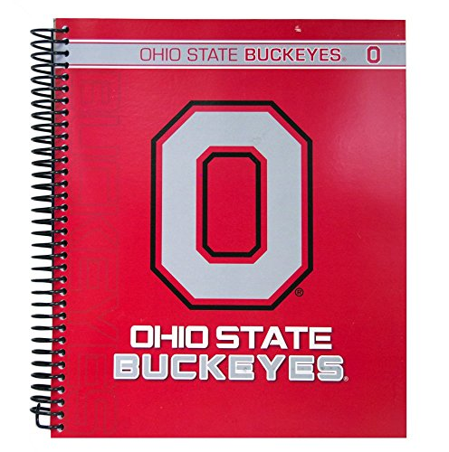 Ohio State 5 Subject Notebook - Office Ohio Supplies State