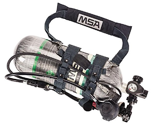 MSA 10161143 G1 RescueAire II Portable Air-Supply System with Quick-Fill Emergency Breathing System, 2216 psig, Less Cylinder -  MSA Safety
