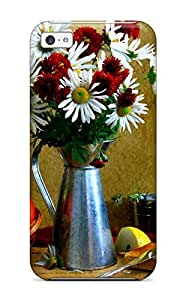 Hot Style ZQBDenb12707XWhwX Protective Case Cover For Iphone5c(still Life)