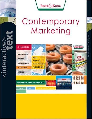 Interactive Text, Contemporary Marketing
