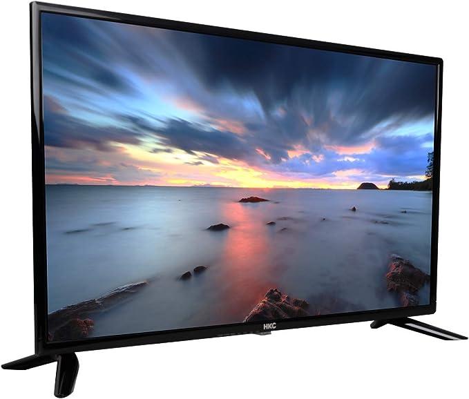 HKC 32F1D LED TV (32 Pulgadas HD TV), Ci+, HDMI+USB, Triple Tuner, 60Hz, Mediaplayer: Amazon.es: Electrónica