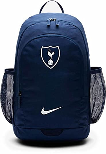 2fafe6bd95 Image Unavailable. Image not available for. Color  Nike Tottenham Hotspur  FC Stadium Football Backpack Navy Blue