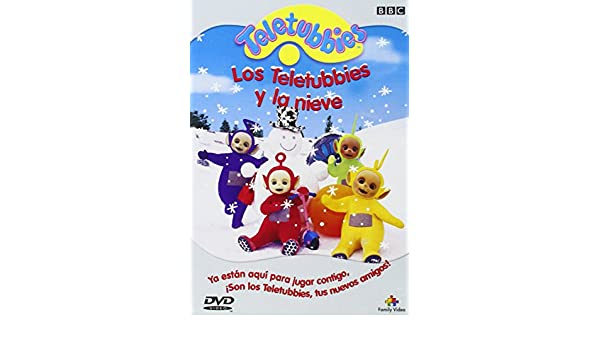 Amazon.com: Teletubbies 9 Los Teletubbies Y La Nieve [Import espagnol]: Movies & TV