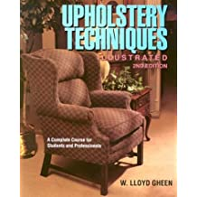 Upholstery Techniques Illustrated