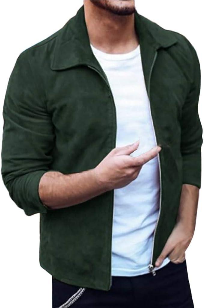 RocDai Mens Crewneck Sweatshirt Casual Long Sleeve Classic Fit Adult Crewneck Sweatshirt