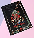 Lago Scratch Coloring Postcard Alice in Wonderland - Card Soldier