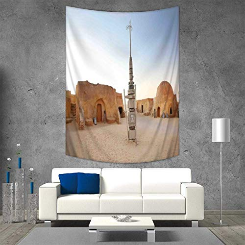 Anhuthree Galaxy Vertical Version Tapestry Image of Fantasy