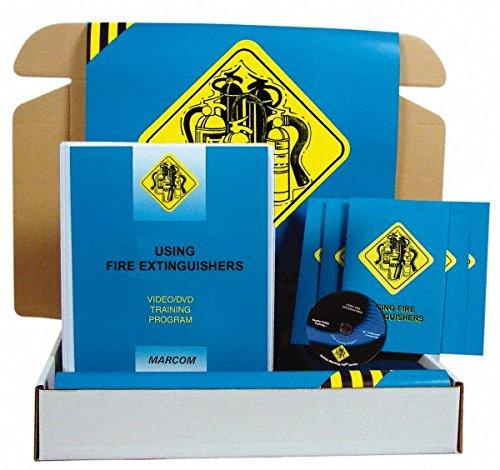 Fire Extinguishers DVD Kit