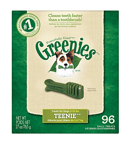 GREENIES Dental Chews TEENIE Treats product image