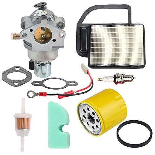 (Hilom 20 853 33-S Carburetor Overhaul Kit for Kohler Courage SV Series SV470 SV530 SV540 SV541 SV590 SV600 SV591 SV601 SV610 SV620 15HP 17HP 18HP 19HP Engine # 12 853 117-S Toro MTD Cub Cadet)