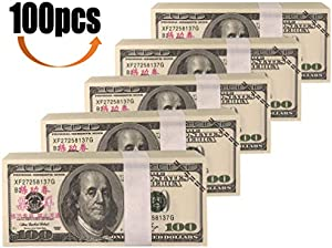 Sweepstakes: Prop Money $100 Dollar Bills Copy Money...