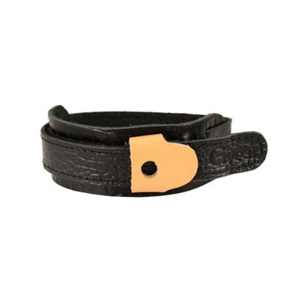 Gyes Leather Pant Strap Black