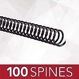 GBC Binding Spines/Spirals/Coils, 14mm, 110 Sheet