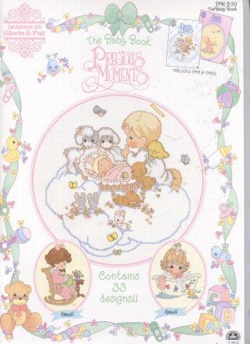 - Precious Moments The Baby Book Cross Stitch (PMR-8-29)