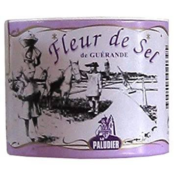 Amazon Com Fleur De Sel De Guerande Grocery Gourmet Food