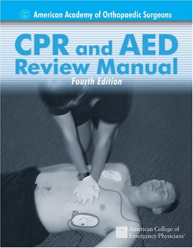 CPR & AED Review Manual