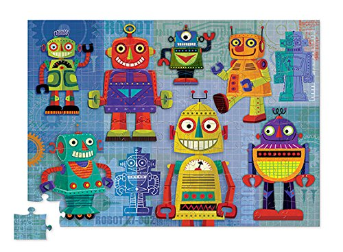 Learn 'n Play Robot Puzzle <br> (72 piece)