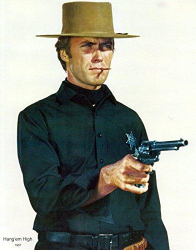 8 x 10 Photo Clint Eastwood Hang Em High