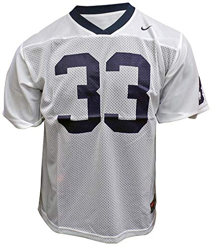 NIKE Penn State Nittany Lions (University of) Kids/Youth College Football Jersey Size L 14-16 White