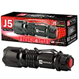 J5 Tactical V1-Pro Flashlight – The Original Ultra Bright High Lumen Output LED
