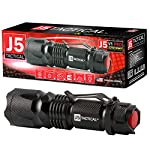 PRO Flashlight 300 Lumen Ultra Bright : LED Mini Flashlight