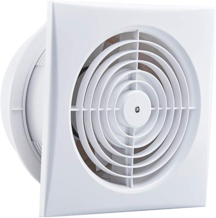 Ventilador Extractor Interior, Extractor de Aire de Pared para Una Rápida Ventilación En Baños y Cocinas, Bajo Consumo De Energía y Alta Eficiencia