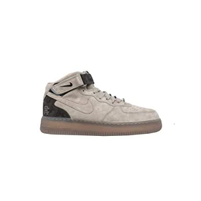 Air Force 1 mid x Reigning Champ Defending Gray high-top Shoes (Gray) 9e73d1659c90
