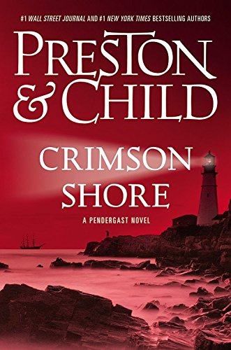 Crimson Shore (Agent Pendergast series)