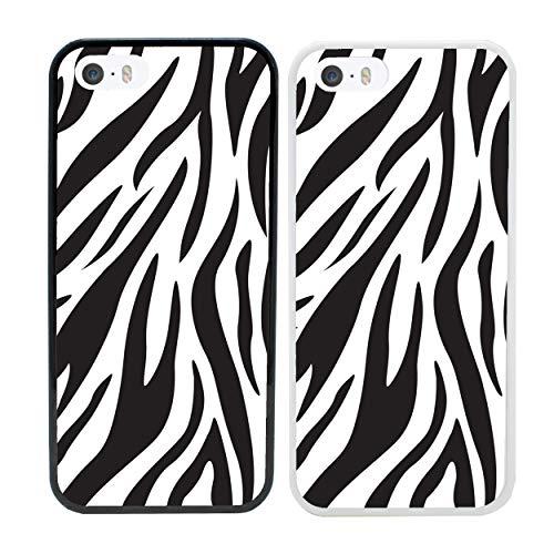 - Zebra Print Case for Apple iPhone 5 5s se 5se Phone Case Protective Bumper Cover