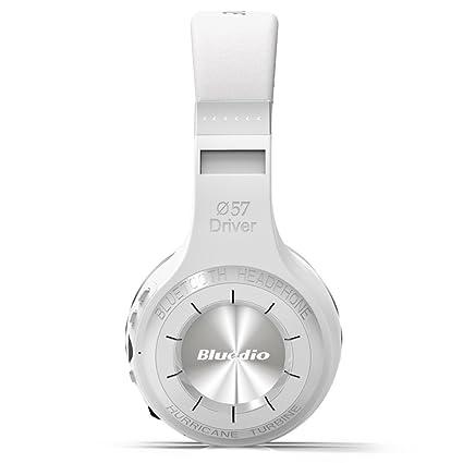 Kraus Tech® Bluedio H + (turbina) auriculares inalámbricos Bluetooth Auriculares,