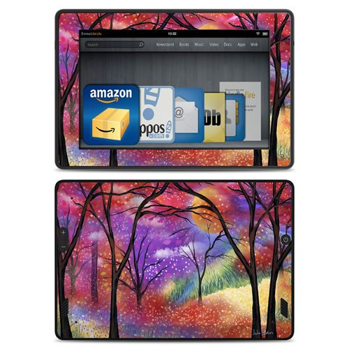All New Kindle Fire HD Decal/Skin Kit, Moon Meadow (will not fit prior generation HD or HDX models) (Kindle Fire Hd Decal Skin compare prices)