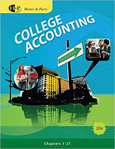 College Accounting Book