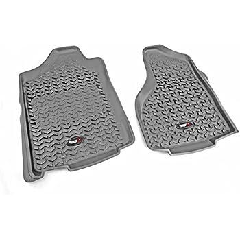 Custom Fit Car Mat 4PC Gray PantsSaver 0717162
