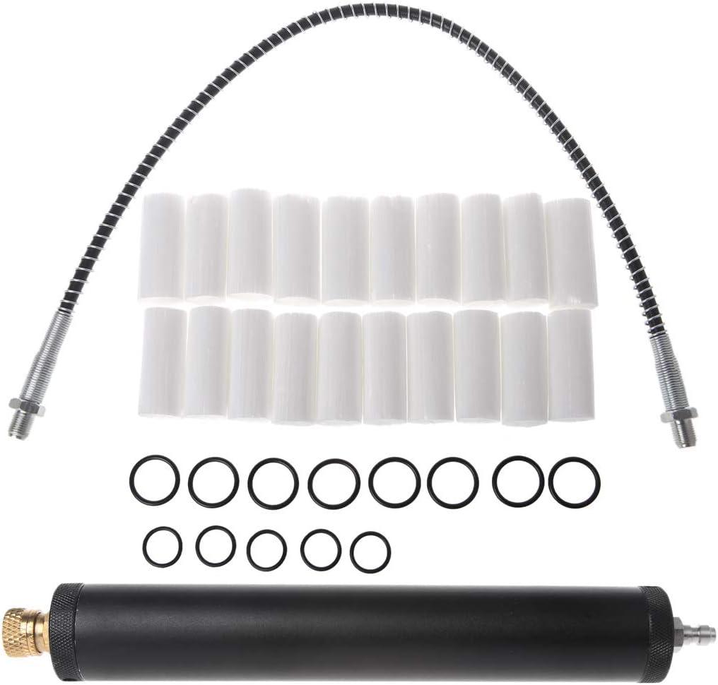 CCIIO Bomba de alta presión 40Mpa 300bar del separador del aceite-agua del compresor del filtro de aire de PCP