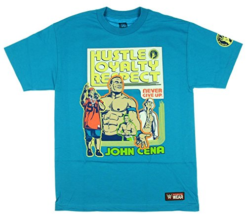 """John Cena Throwback"" Authentic T-Shirt"