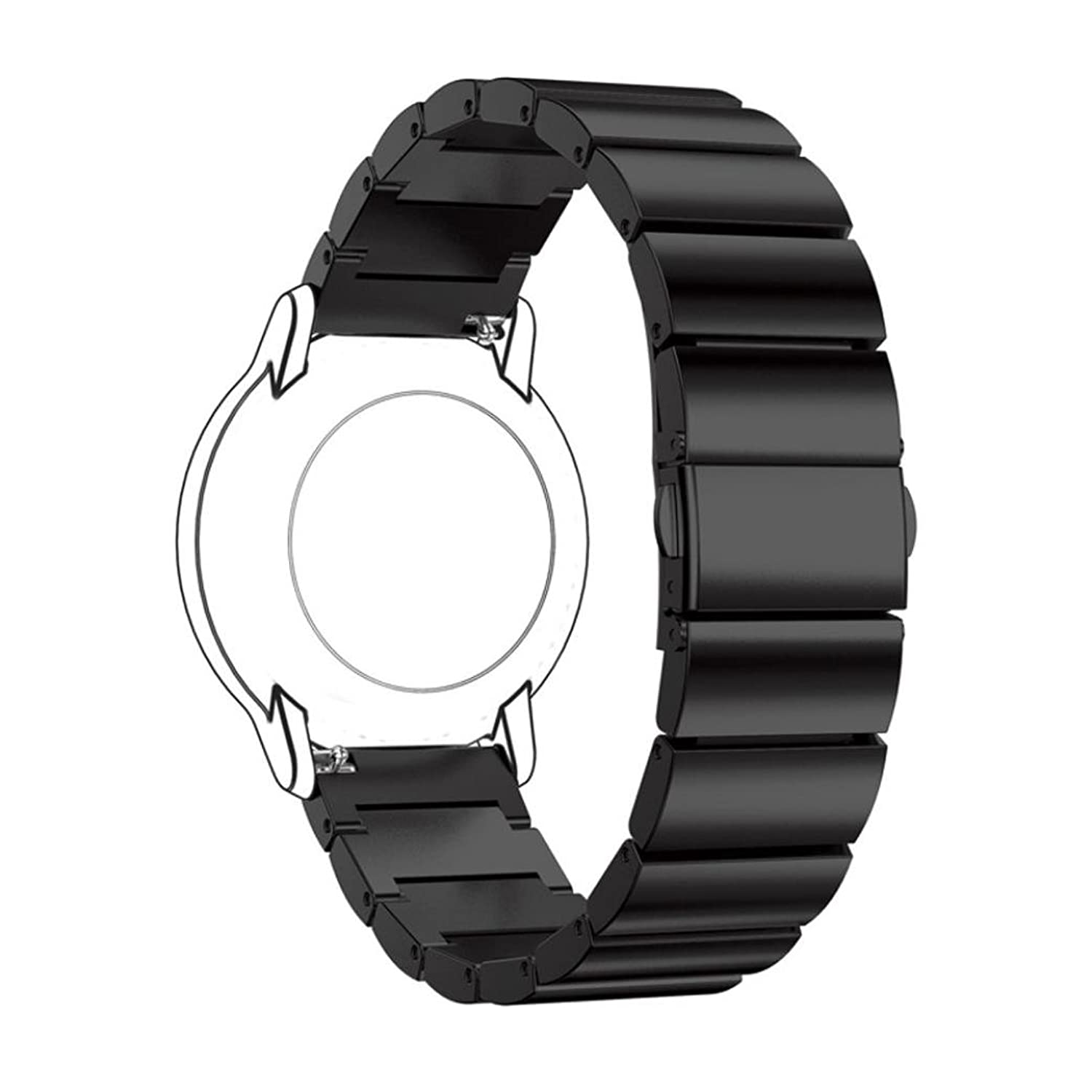 Amazon.com: Alonea Stainless Bracelet Smart Watch Band Strap ...