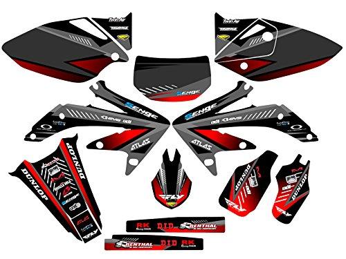 05 crf 450 graphics kit - 9