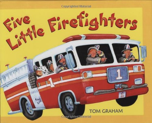 Five Little Firefighters pdf epub