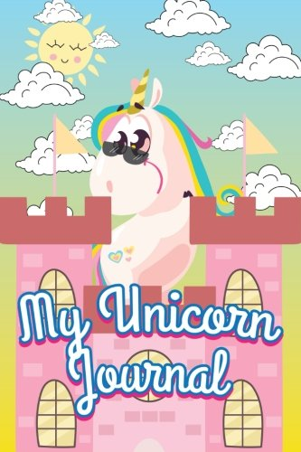 My Unicorn Journal: 6x9 Blank Lined Journals To Write In V47