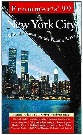 Frommer S 99 New York City Serial Arthur Frommer 9780028623139