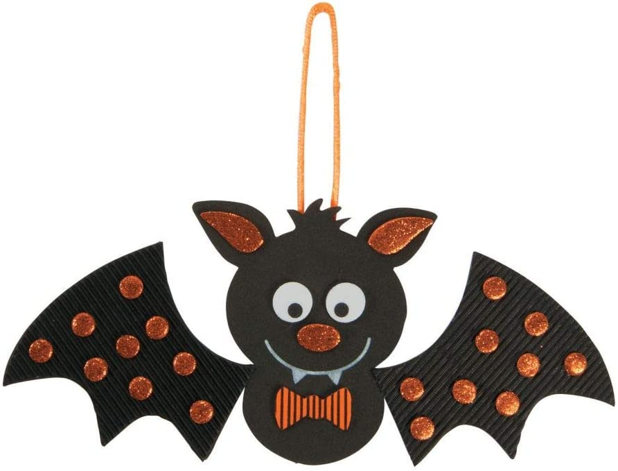 Polka Dot Bat Ornament Craft Kit