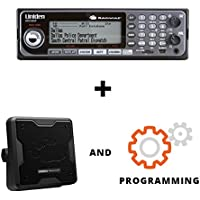 Uniden BCD536HP PREPROGRAMMED Phase II Digital Scanner and 20 Watt Speaker Bundle