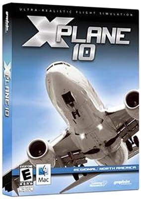 X-Plane 10 Regional: North America - Mac