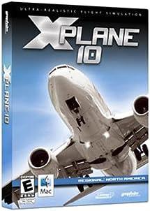 X-Plane 10 Regional: North America - Mac     - Amazon com