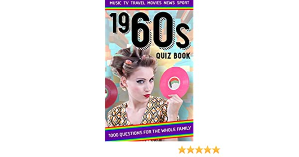 FANTASTIC SIXTIES TRIVIA BOOK by RICHARD & TONY HIPGRAVE