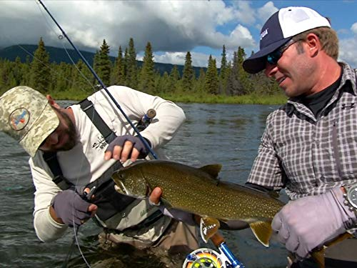 Yukon Territory Pike and Grayling part 1