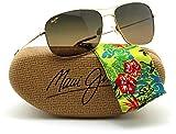 Maui Jim HS773-16 BREEZEWAY Polarized Titanium Sunglasses HCL