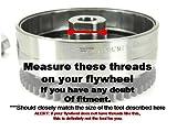 35mm Flywheel Stator Rotor Generator Puller Tool