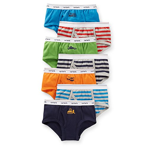 Carter's Boy`s 7 Pack Briefs - http://coolthings.us