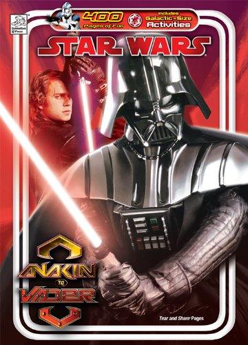 Star Wars ANAKIN To VADER Galactic Activities &